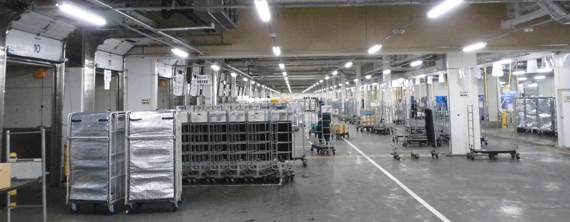 倉庫内軽作業